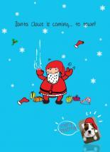 Santa Claws by Sarah Ismail