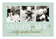 Naughty or Nice? by Kendra Stewart