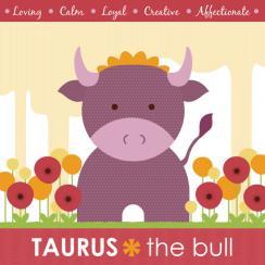 Zodiac Baby Taurus