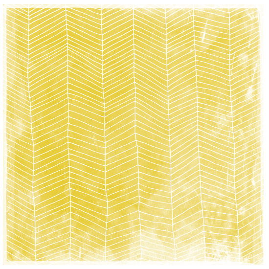 art prints - Abstract Herringbone by Paper Dahlia