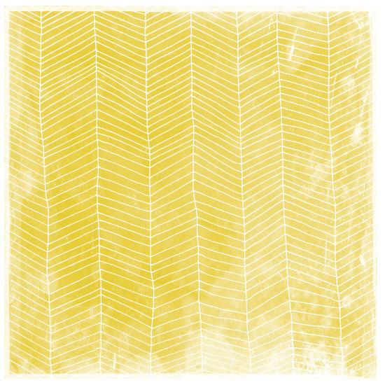art prints - Abstract Herringbone by Paper Dahlia