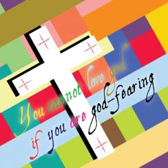 Love God Art Prints