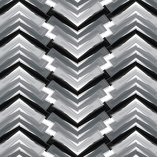 art prints - Broken Chevron by Elizabeth Victoria Designs