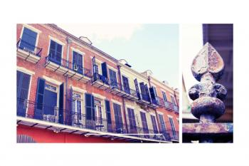 Summertime in the French Quarter