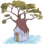 Tree House by Amanda Cruz