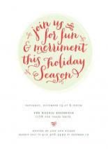 Joy & Merriment by Jen Gebrosky