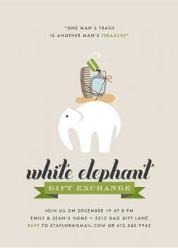 Wonderfully Wacky White Elephant