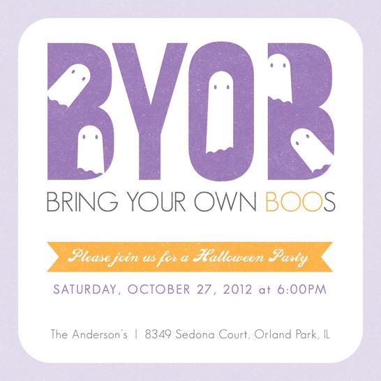 Halloween Invite Wording for good invitation example