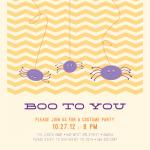 Boo To You by Amanda Olson