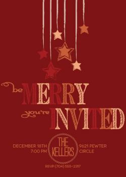 Be Merry and Invited