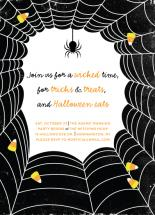 Spiderweb Halloween by Rachel Beyerlein