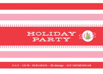 sweet shop holiday party