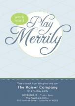 Play Merrily by Mandy Mullins
