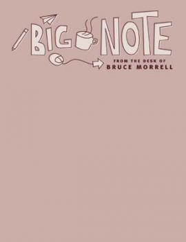 Big Note Personal Stationery