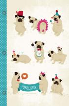 Pugs on Parade by Pistols