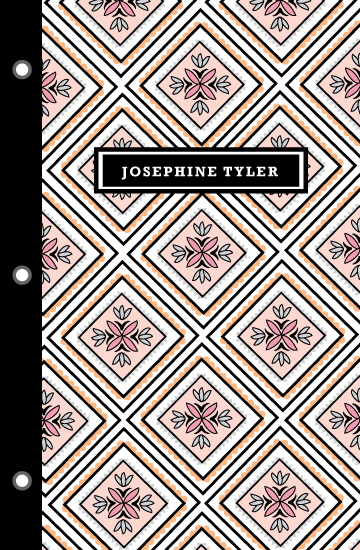 journals - Tribal Triangles by Monica Schafer