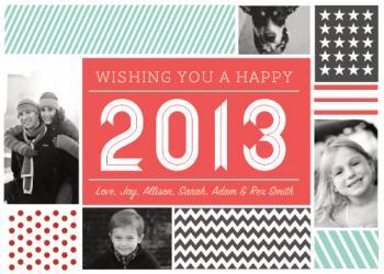 Mondrian & Mint New Year's Announcement