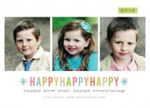 Happy Happy Happy by Sara Hicks Malone