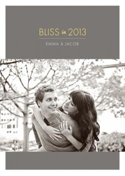 Bliss in 2013
