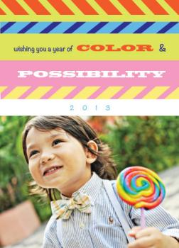 Color and Possibility