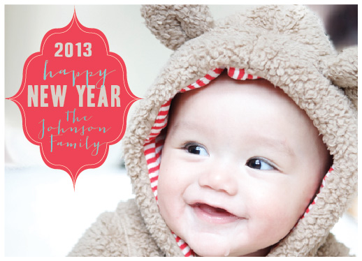 new year's cards - New Bear
