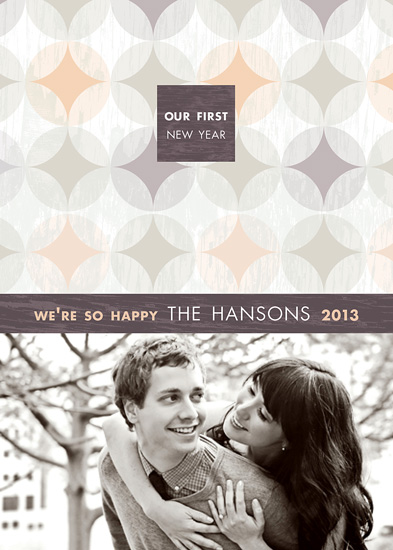new year's cards - So Happy by Carol Fazio