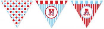 Circus party Party Decor