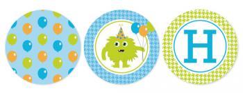Harry the Happy Birthday Monster