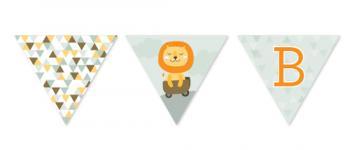 It's A Lion's Day Party Decor