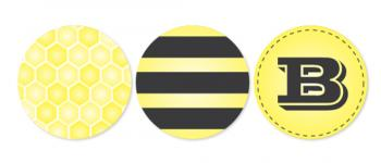 Bee Happy Party Decor