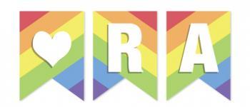 Rainbow Bright Party Decor