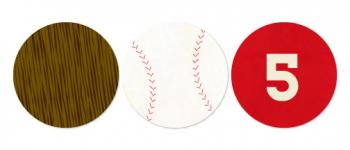Hey Batter, Batter! Party Decor