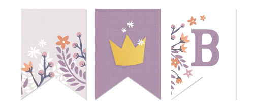party decor - Princess Crown by Snow and Ivy