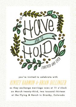 Have & Hold
