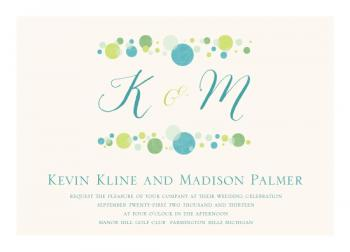 Bump Bump Bump Wedding Invitations