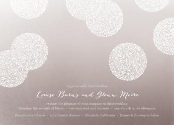 gypsophila Wedding Invitations