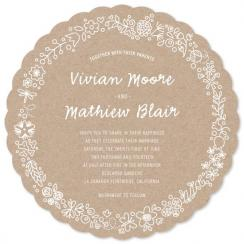 floresta Wedding Invitations