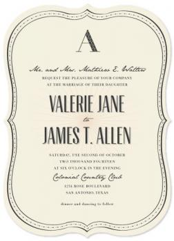 oh! darling Wedding Invitations