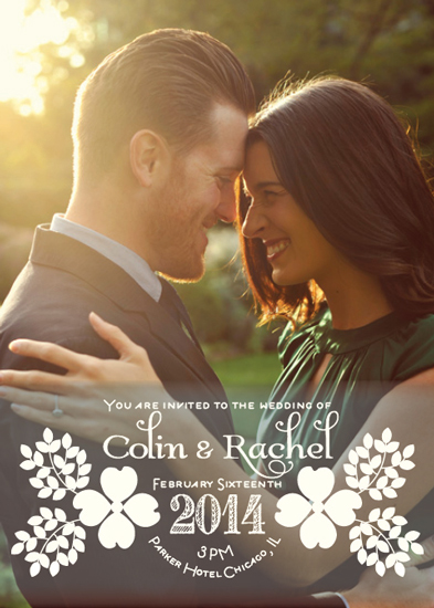 wedding invitations - Picture Perfect Love by LollieJ
