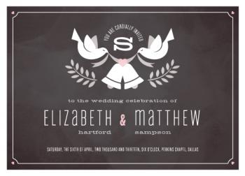 wedding bells Wedding Invitations