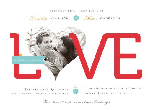 wedding invitations - A Love Affair by Smeeta Sharma