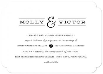 manor Wedding Invitations
