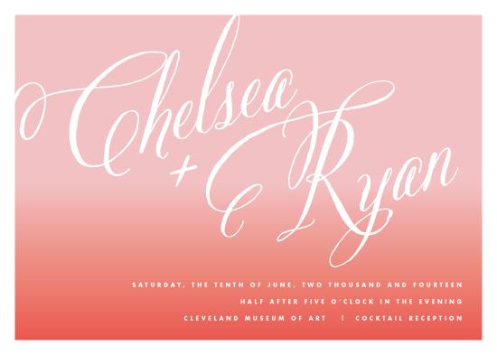 wedding invitations - Kir Royale by Kristie Kern