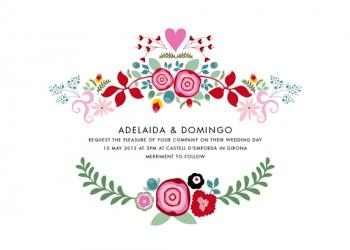 Matrimonio Wedding Invitations