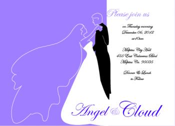 The Wedding Wedding Invitations