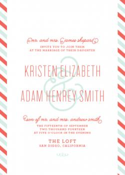 Delightful Wedding Invitations