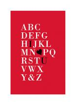 I Love You Alphabet by Kate Anders