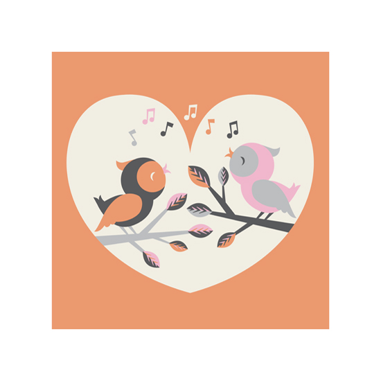 art prints - Song Birds by Mandy Rider