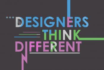Designers Think Different
