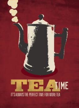 Time For Tea Art Prints
